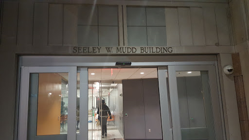 Seeley W Mudd Building